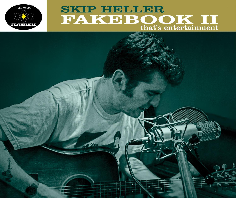 Skip Heller - Fakebook II 2012