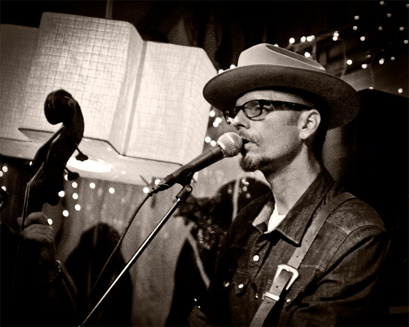 David Serby plays at The Firefly Bistro