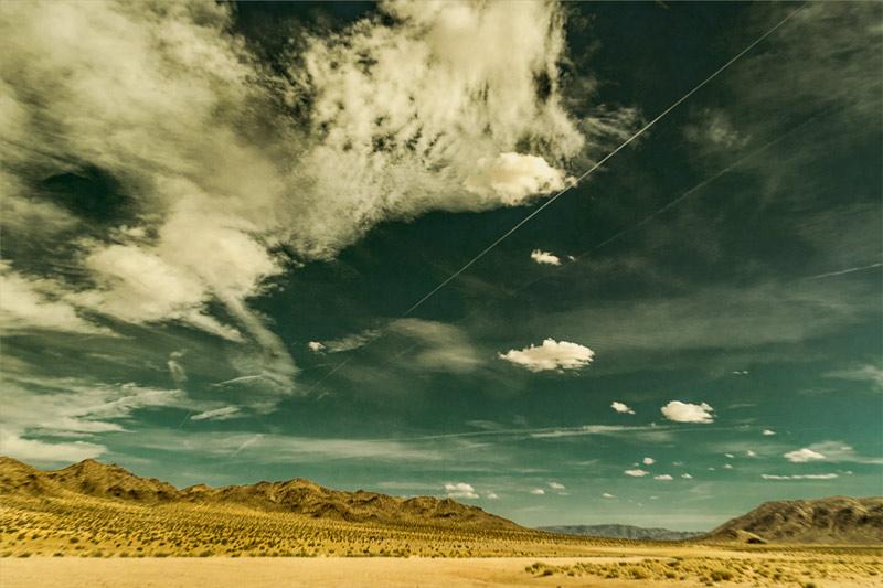 landers giant rock mojave desert fine art landscape
