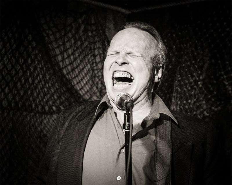 Phil Alvin of The Blasters