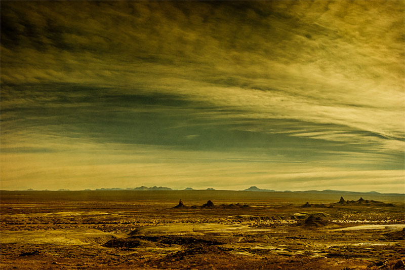 trona pinnacles monument fine art landscape